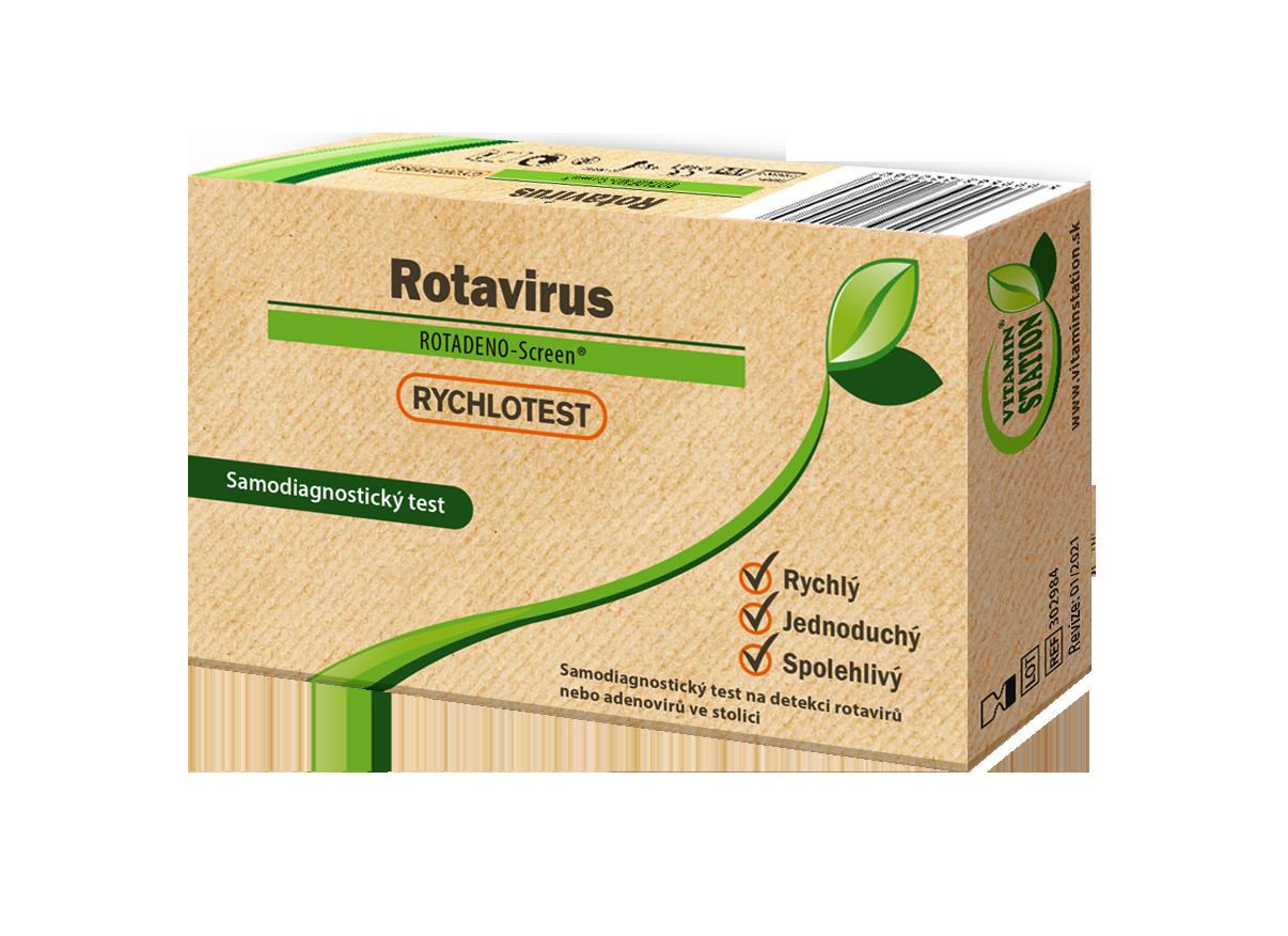 Vitamin Station Rychlotest Rotavirus