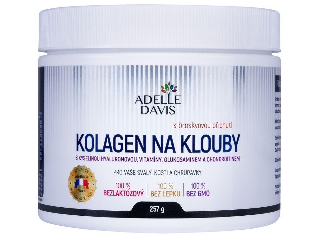 Adelle Davis KOLAGEN NA KLOUBY s kyselinou hyaluronovou, vitamíny, glukosaminem a chondroitinem