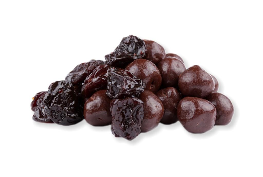 Zdravýkoš Višně v hořké čokoládě