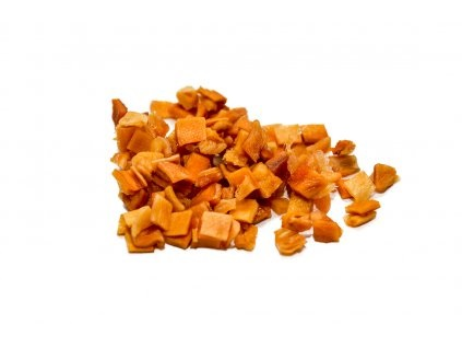 Zdravýkoš Mango kostky bez cukru a SO2 - 1 kg