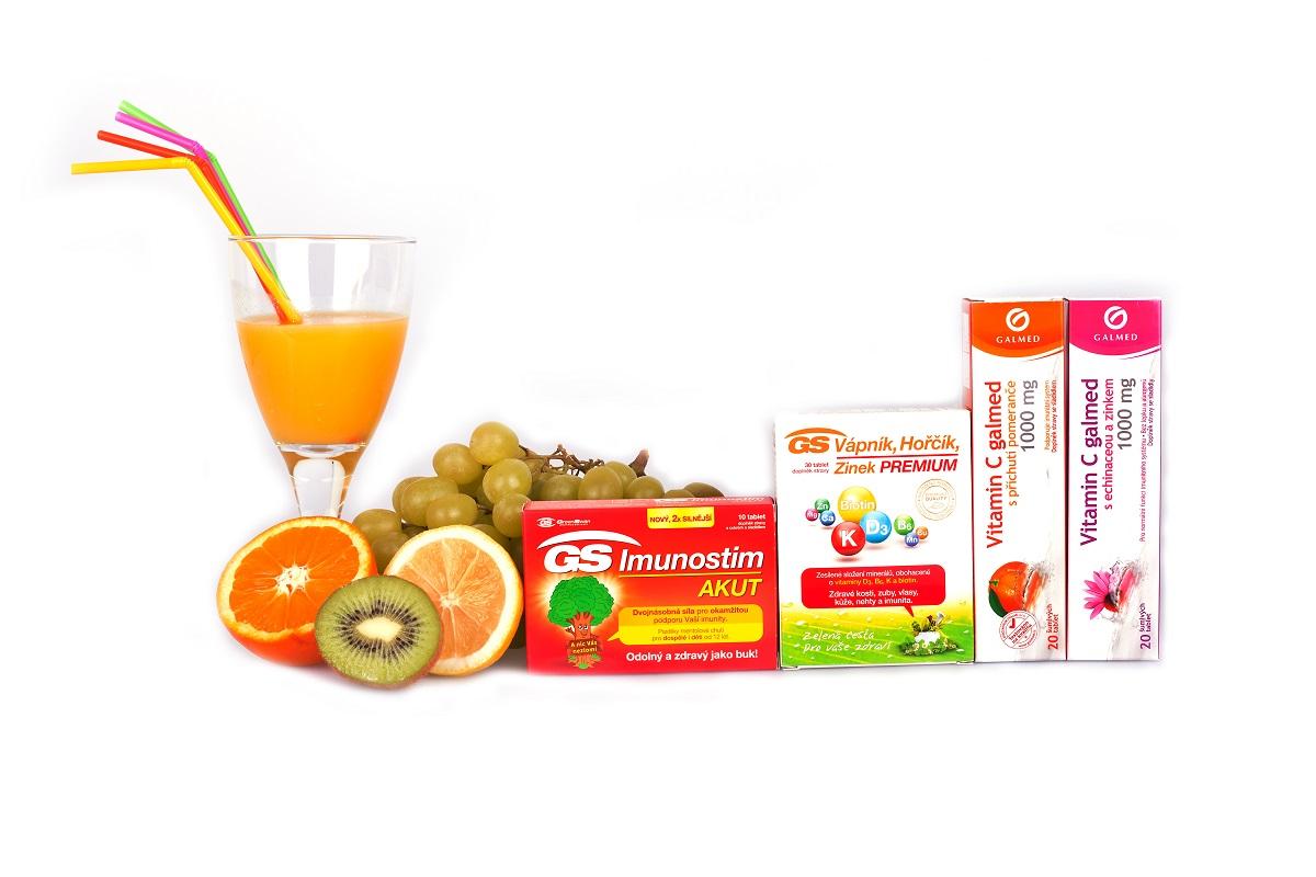 Vitamínový balíček Akut