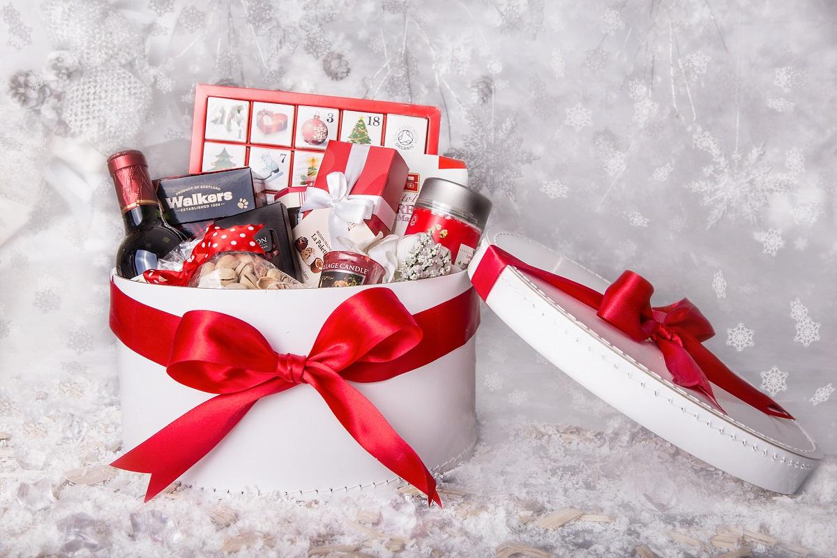 Zdravýkoš Dárkový koš Vánoce