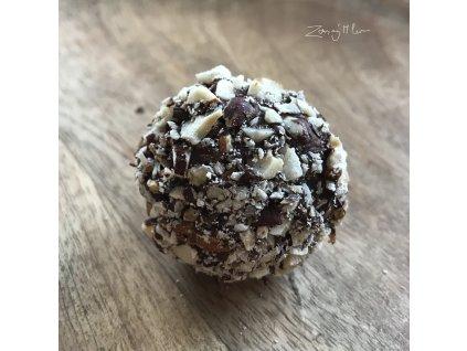Ořechová kulička