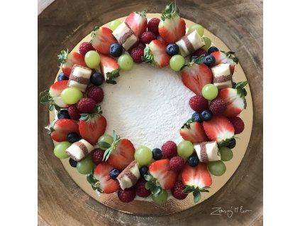 Kokosový dort ,,ŠTĚPI,,