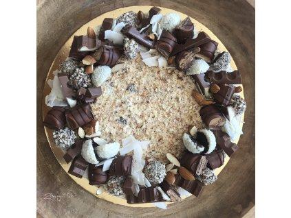 Ořechový dort ,, ŠTĚPÁN,, 6-24 osob