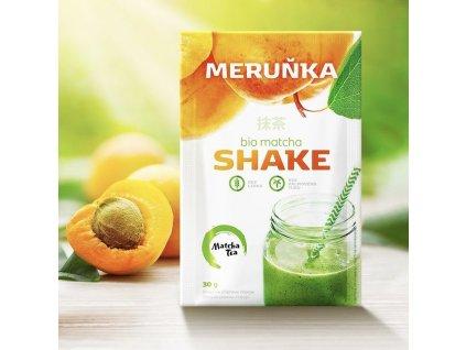 Bio MERUŇKA Matcha Tea Shake 30g