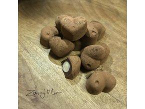 Ořechová srdíčka 200g
