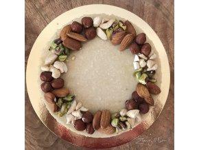 Kokosový nízkosacharidový dortík