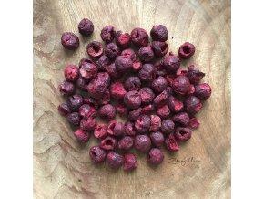 Lyofylizované višně