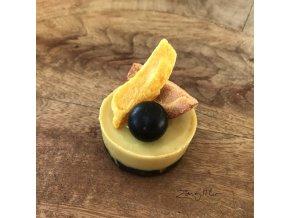 Meruňkový mini dortík