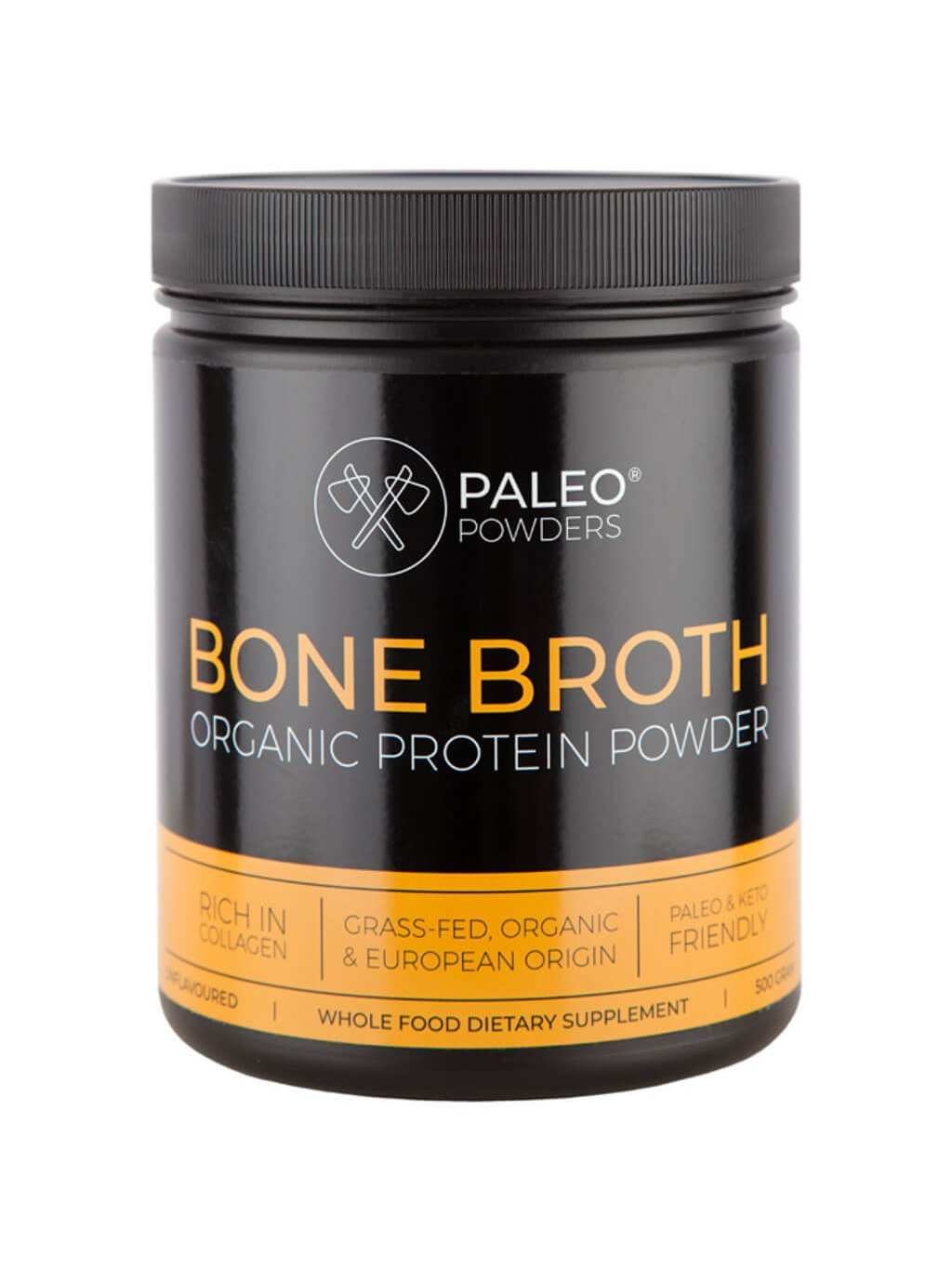 BIO proteín Bone Broth 500g Paleo Powders