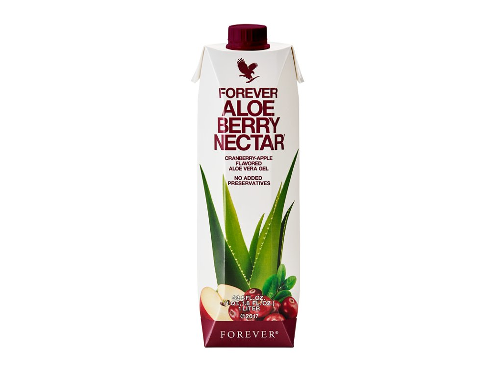 Aloe Berry Nectar 734