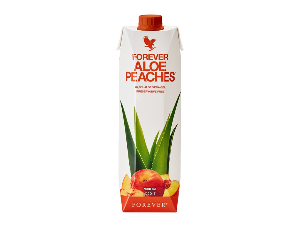 Aloe Peaches 777