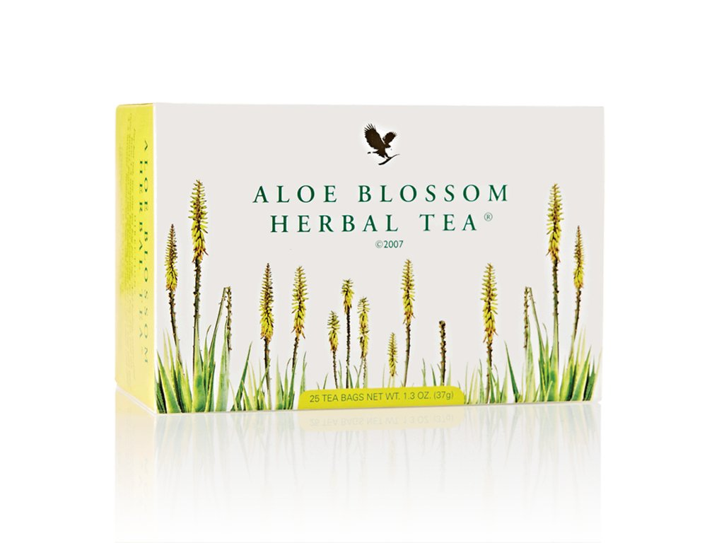 Aloe Blossom Herbal Tea 200