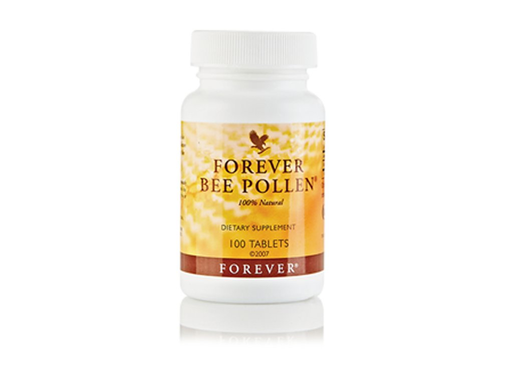 Forever Bee Pollen Transparent 026