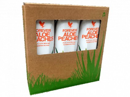 Tripack Aloe Peaches 7773