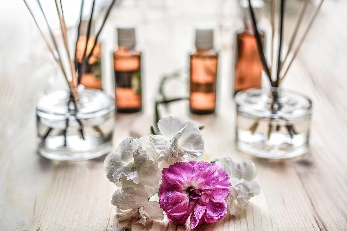 Aromaterapie pro zpříjemnění chvíle