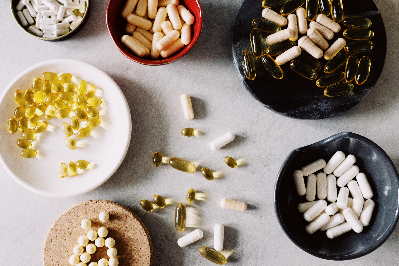 Dopřejte si zdraví s doplňky stravy