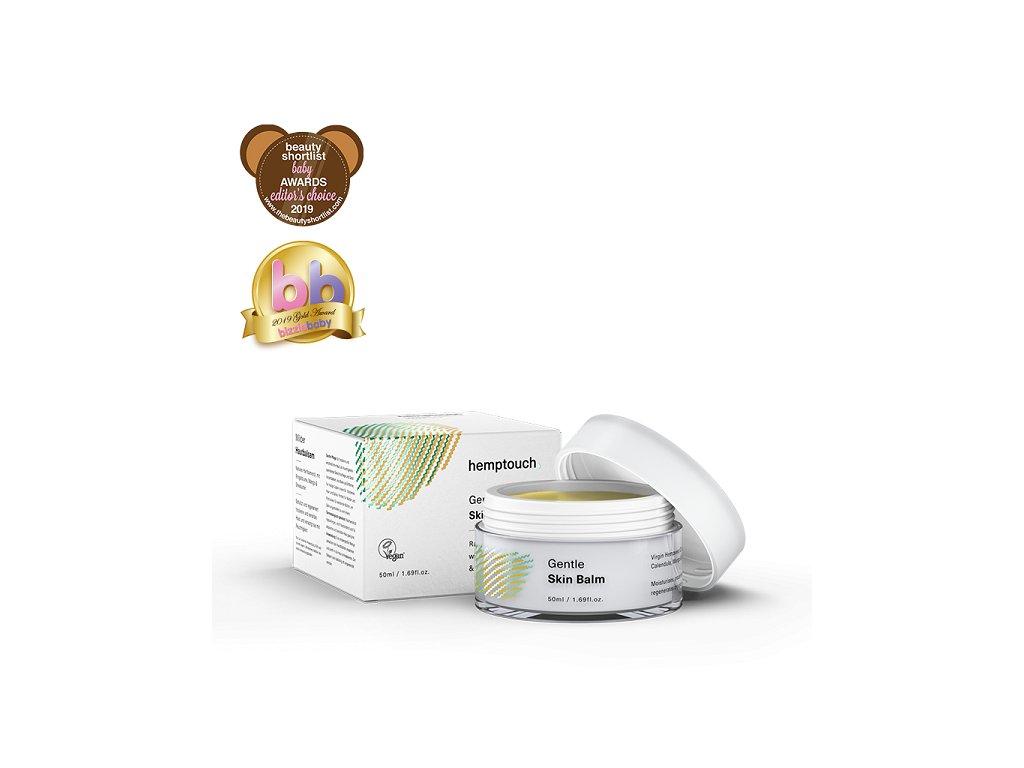 Jemný balzám na pokožku Hemptouch (Plné balení / Vzorek (ml) vzorek 4 ml)