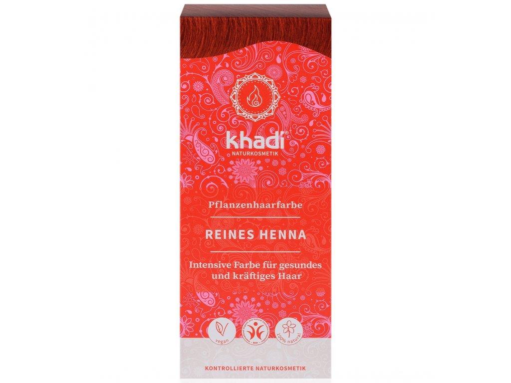 1225 khadi rostlinna barva na vlasy cista henna cervena