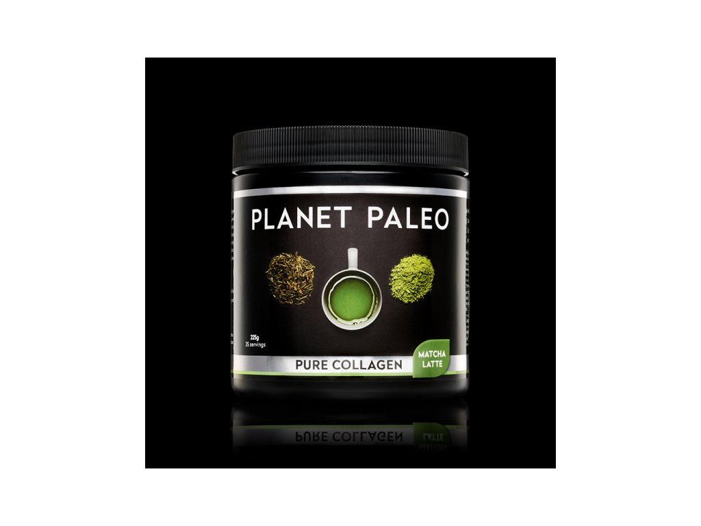 1861 planet paleo matcha latte