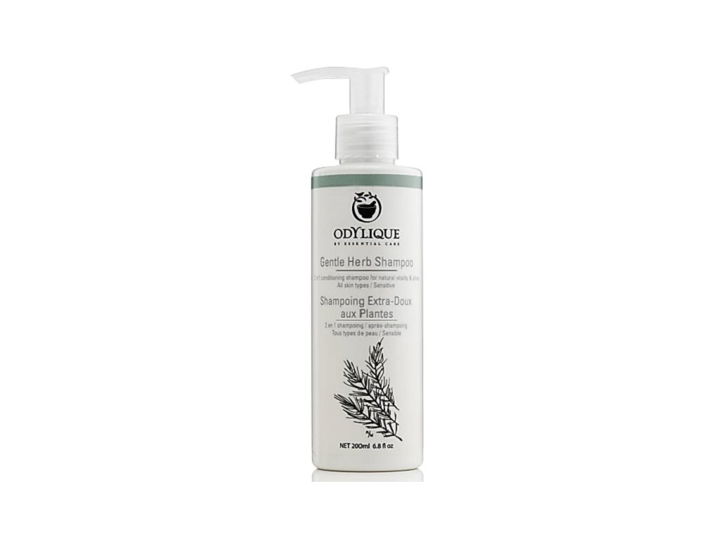 Odylique - Jemný bylinkový šampon (Objem (ml) 500 ml)