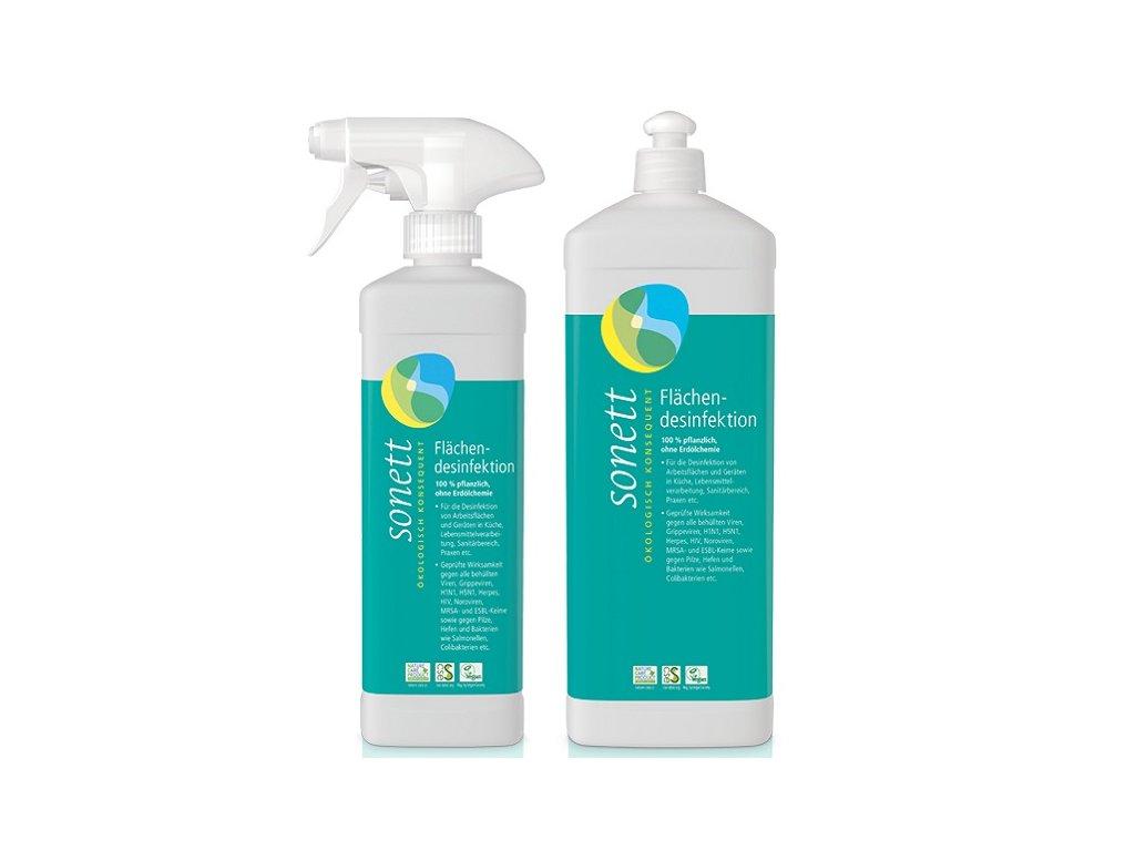 Sonett dezinfekční prostředek na povrchy (Objem (ml) 500 ml)