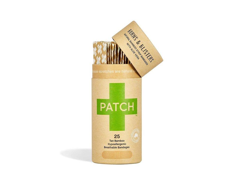 2044 patch bambusove naplasti s aloe vera