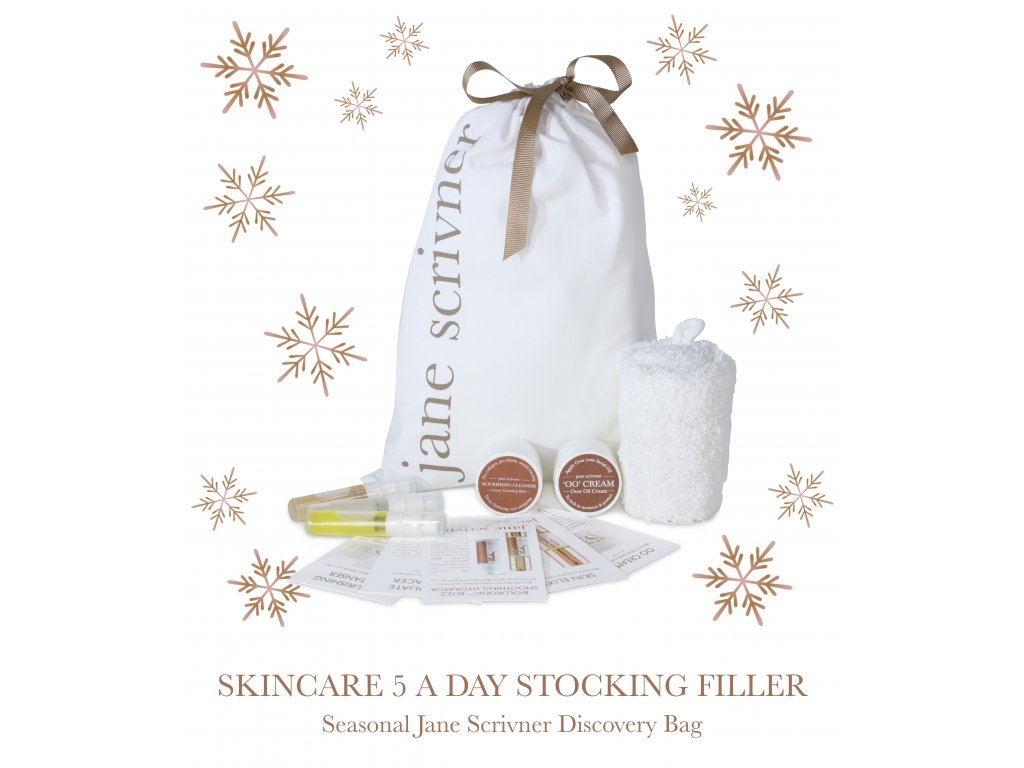 SKINCARE 5 A DAY STOCKING FILLER
