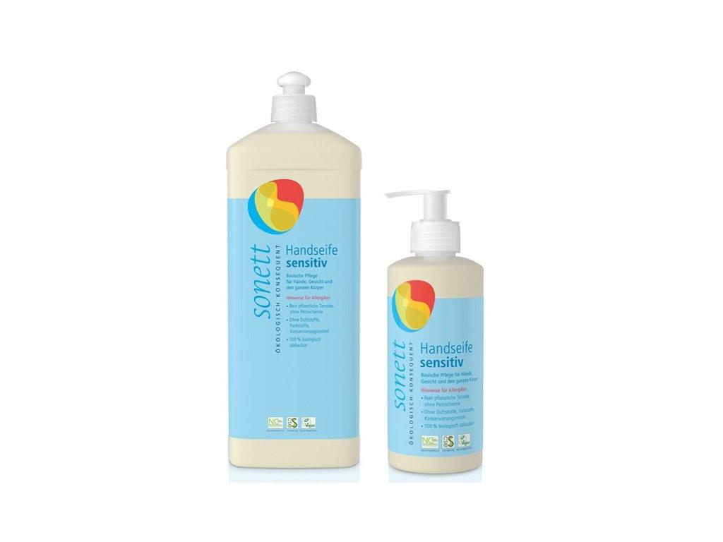Sonett tekuté mýdlo SENSITIV (Objem (ml) 300 ml)