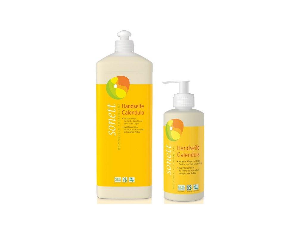 Sonett tekuté mýdlo měsíček (Objem (ml) 300 ml)