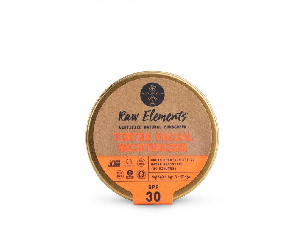 ze zeme raw elements tinted face moisturizer spf 30