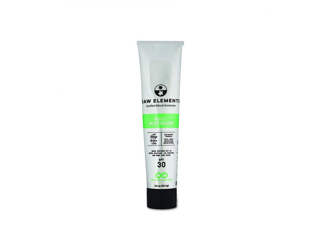 ze zeme raw elements Daily moisturizer spf 30