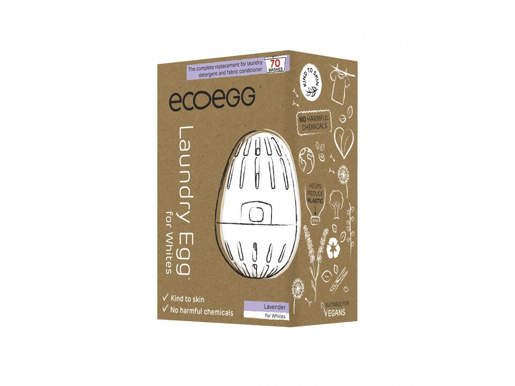 eco egg white levandule