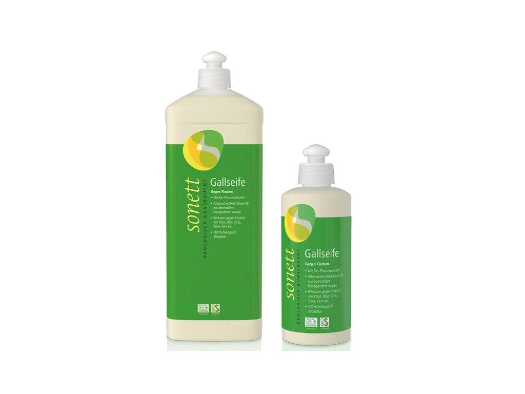 Sonett Tekuté mýdlo na skvrny (Objem (ml) 300 ml)