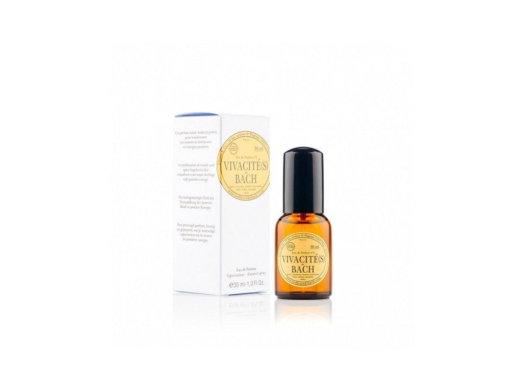 Vivacité(s) - přírodní parfém (Plné balení / Vzorek (ml) vzorek 1,6 ml)