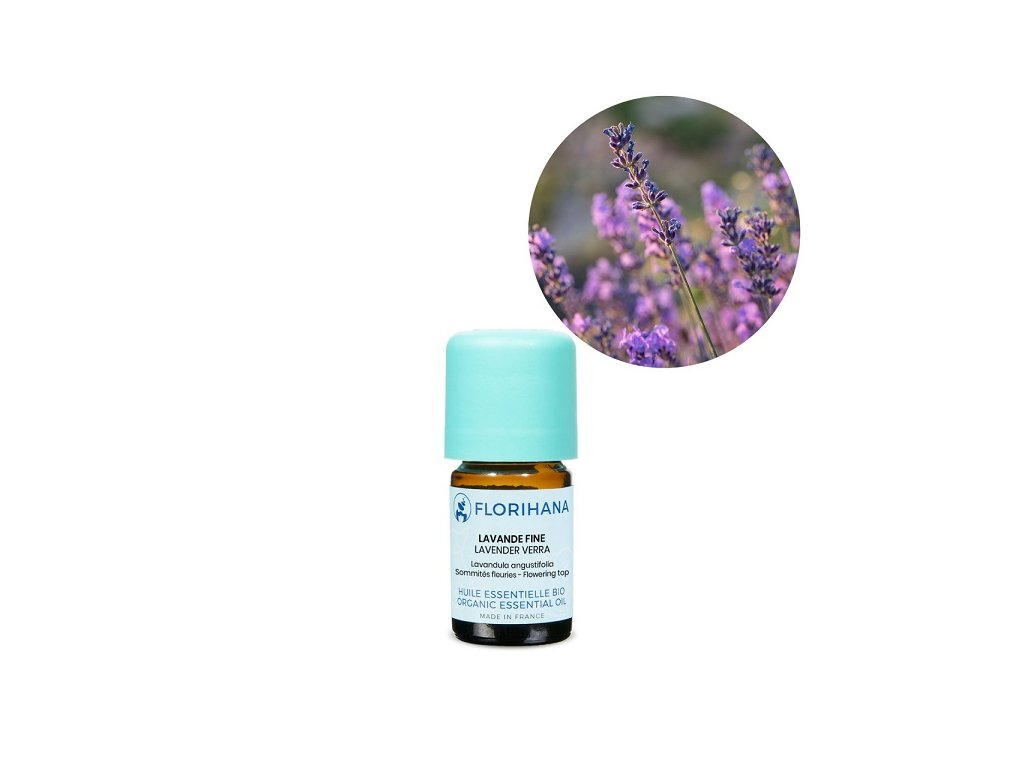 454 etericky olej levandule bio florihana