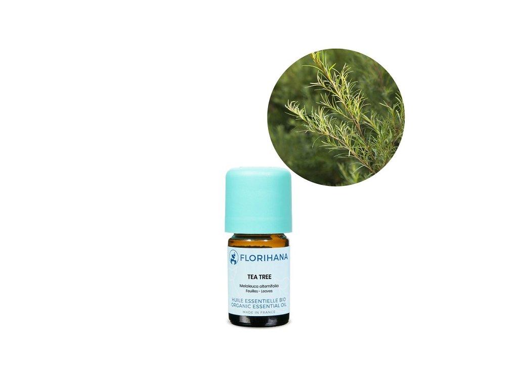 457 etericky olej tea tree bio florihana