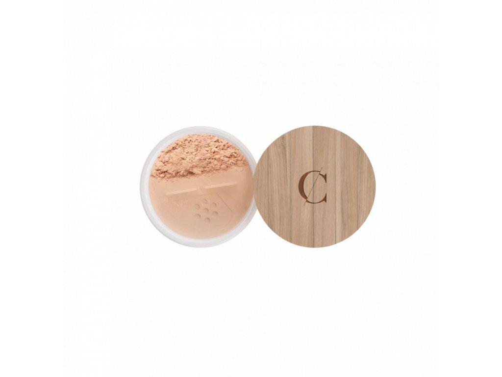 469 transparentni sypky pudr c 11 silk powder bio couleur caramel