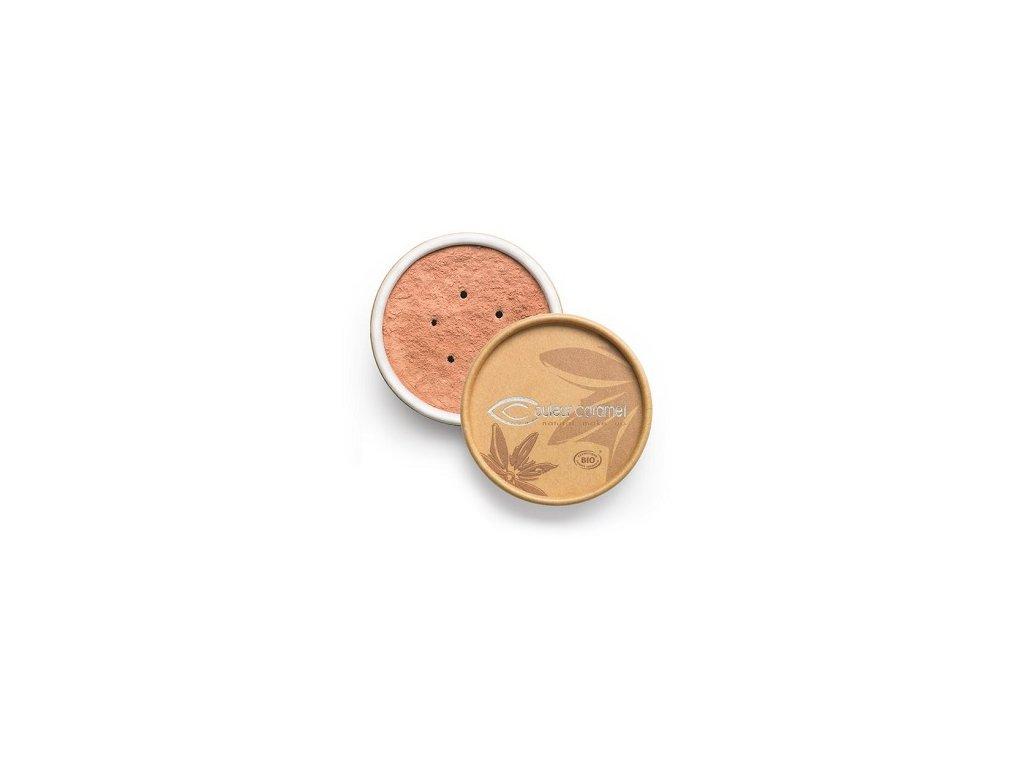 574 bio mineralni make up c 02 pink beige bio couleur caramel