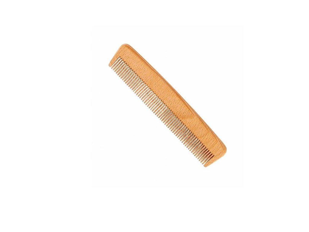 691 forster s vlasovy hreben z fsc certif bukoveho dreva s jemnymi hustymi zuby