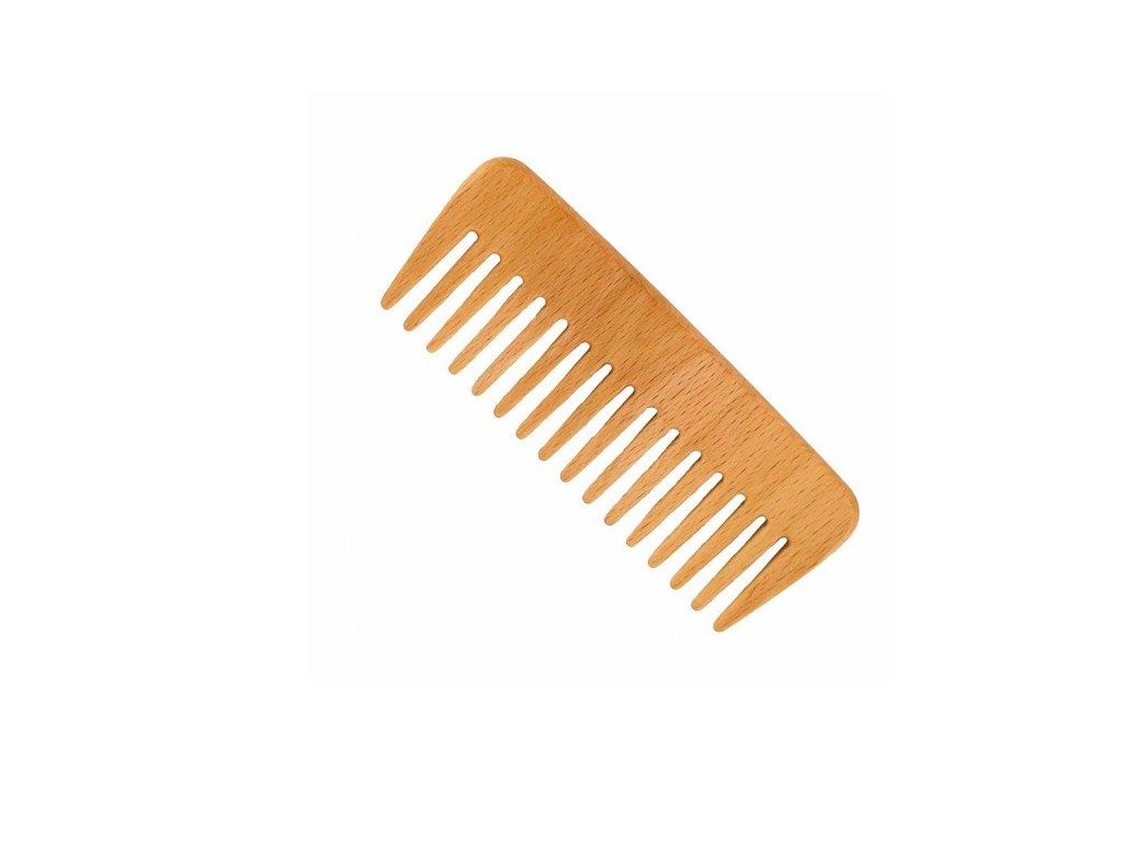 697 forster s vlasovy hreben z fsc certif bukoveho dreva s ridkymi zuby siroky