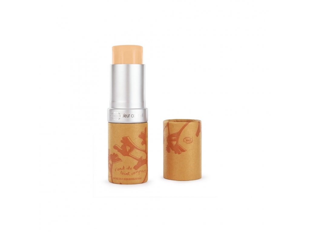 940 kremovy kompaktni make up c 12 bio couleur caramel