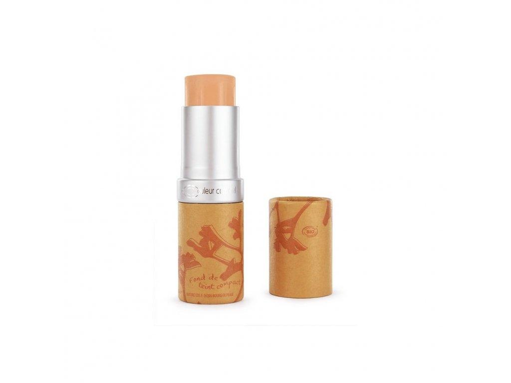 943 kremovy kompaktni make up c 13 bio couleur caramel