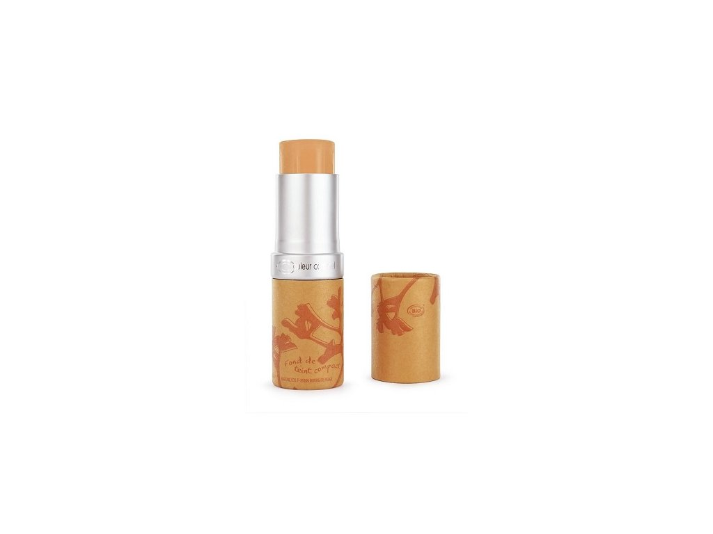 946 kremovy kompaktni make up c 14 bio couleur caramel