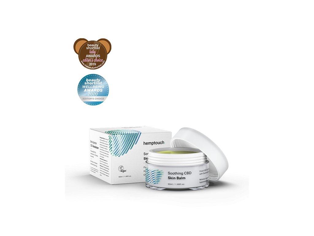 Zklidňující balzám Hemptouch (Plné balení / Vzorek (ml) vzorek 4 ml)