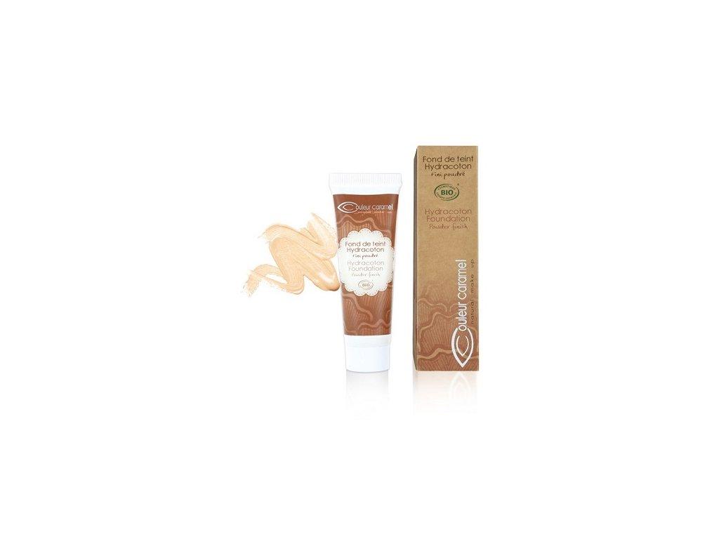 997 tekuty make up s extraktem z bavlny c 11 ivory couleur caramel