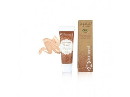 1000 tekuty make up s extraktem z bavlny c 12 natural couleur caramel