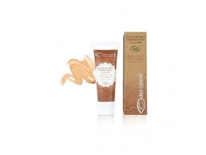 1003 tekuty make up s extraktem z bavlny c 13 apricot couleur caramel