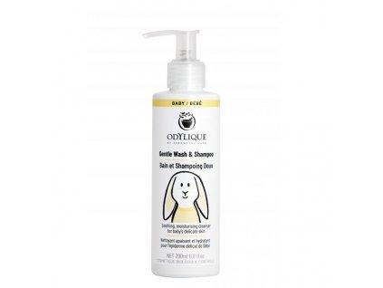 Odylique - Dětský jemný mycí gel a šampon (Objem (ml) 500 ml)